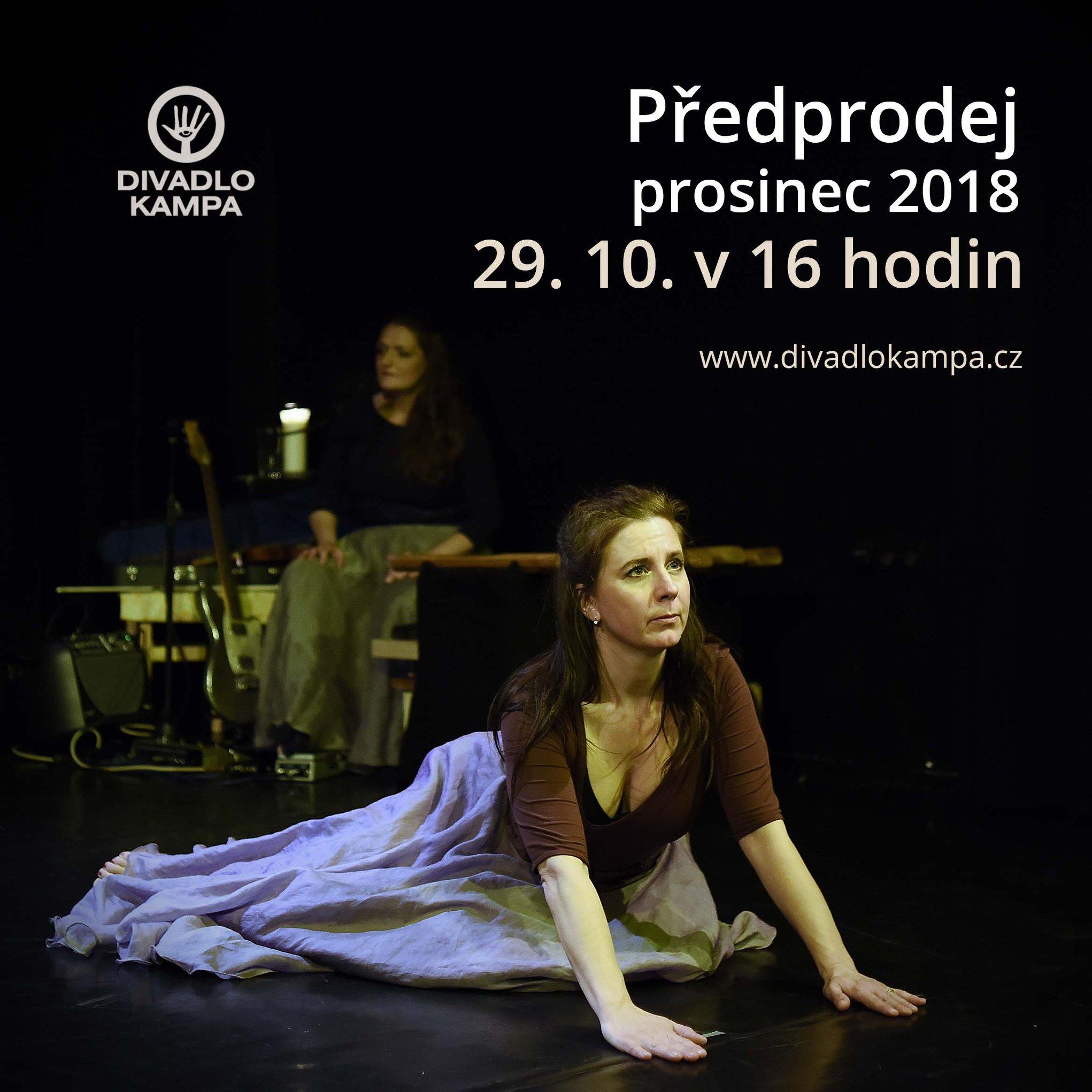 Babičky /divadlo/ PREMIÉRA 22.10.2018 – 19:30h