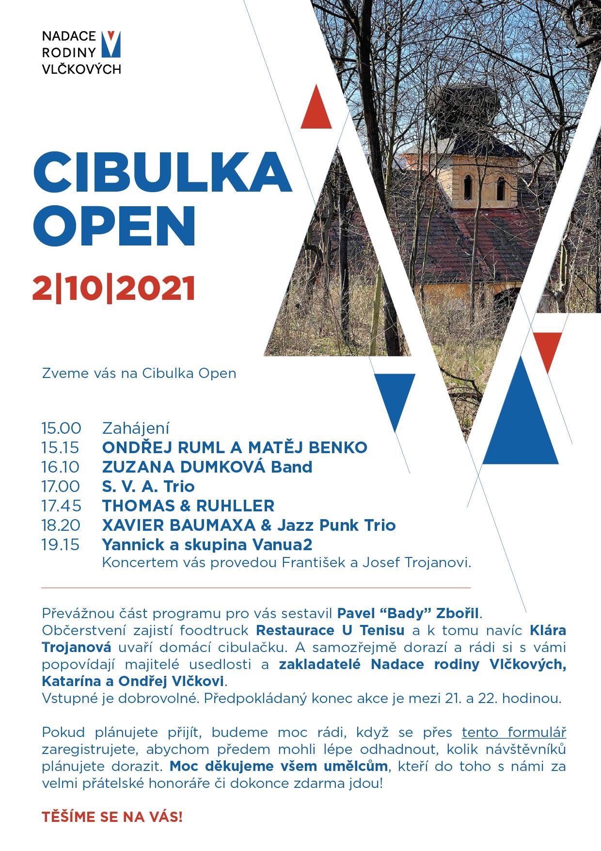 Cibulka Open